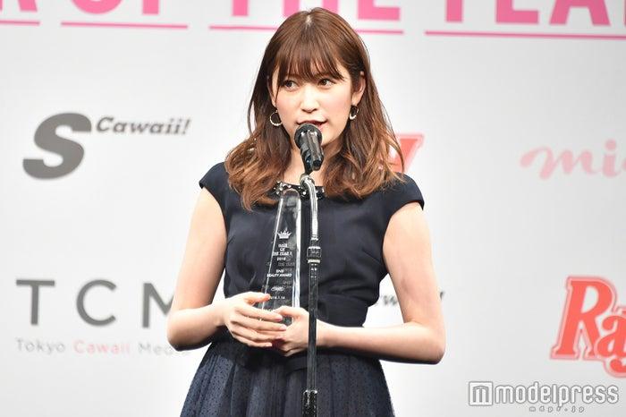 NMB48吉田朱里 (C)モデルプレス