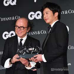 「GQ MEN OF THE YEAR 2018」を受賞した田中圭(C)モデルプレス