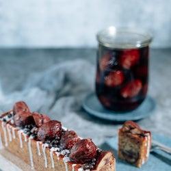 秋のティータイムは香り豊かに♪「栗と紅茶のパウンドケーキ」