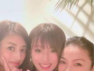 深田恭子「ルパンの娘」小沢真珠・マルシアとの3ショットが「全員美しすぎる」と話題