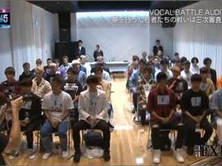 """【VOCAL BATTLE AUDITION5】三次審査スタート """"スター候補""""43人が挑む"""