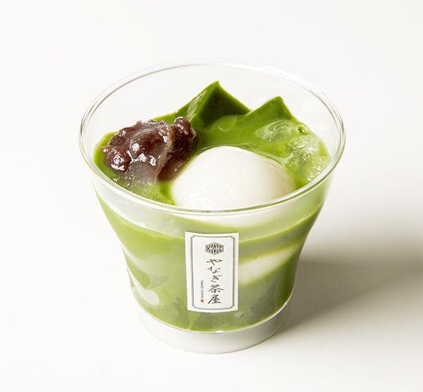 宇治抹茶白玉¥500/画像提供:クリエイト・レストランツ