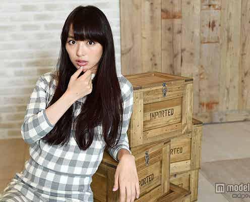 「MORE」専属モデル内田理央のスタイルキープ法・ファッション・マイブーム…プライベートQ&A<モデルプレス>