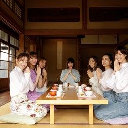 くみっきー&島袋聖南ら、豪華モデル7人集結 エプロン姿で料理体験も<Natural Beauty Camp2019 in HAYAMA>