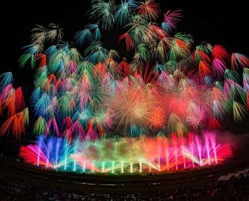 「三陸花火大会」花火10000発超を打ち上げ、フードビレッジやアーティストライブも
