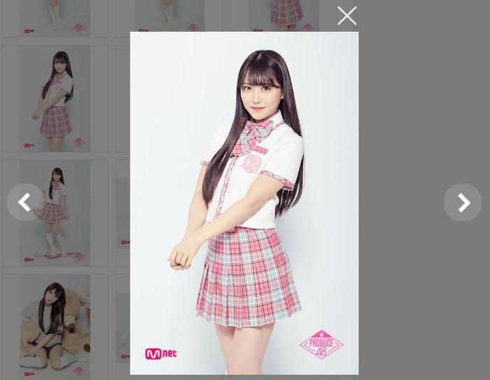 白間美瑠/PRODUCE48公式サイトより