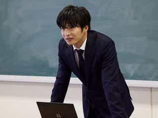 <先生を消す方程式。 第1話>義澤と高IQの生徒たちの戦いスタート 笑顔の意味とは…