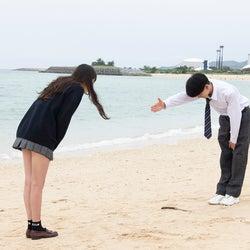 みゆ、ひかる「今日、好きになりました。-春桜編-」最終話より(C)AbemaTV, Inc.