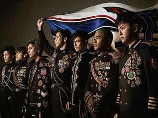 三代目JSB、グループ名表記変更を発表 2年ぶり5大ドームツアー&1年3カ月ぶりシングルリリースも決定