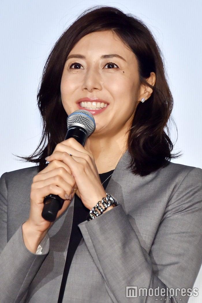 松嶋菜々子(C)モデルプレス