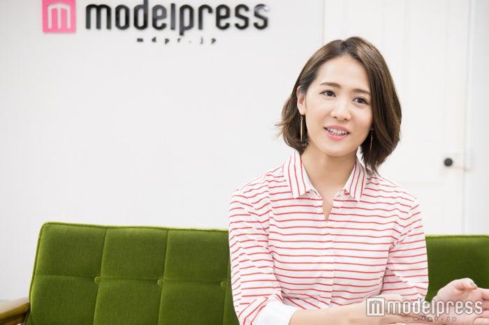椿原慶子アナウンサー(C)モデルプレス