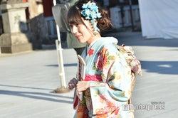 本田そら/AKB48グループ成人式記念撮影会 (C)モデルプレス