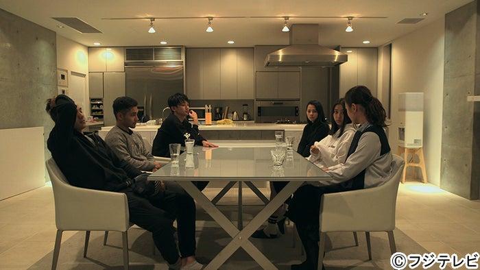 全員会議『TERRACE HOUSE BOYS & GIRLS IN THE CITY』21st WEEK(C)フジテレビ/イースト・エンタテインメント