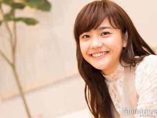 松井愛莉、彼色に「染まりたくない」 恋愛・結婚観、理想のパパは?<モデルプレスインタビュー>