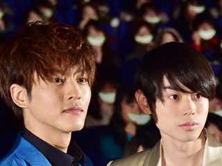 松坂桃李&菅田将暉「キセキ」大合唱に感動「泣きそうになった」