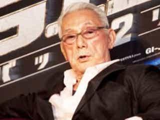 エースのジョー・宍戸錠さん死去 86歳 日活黄金期支えたスター