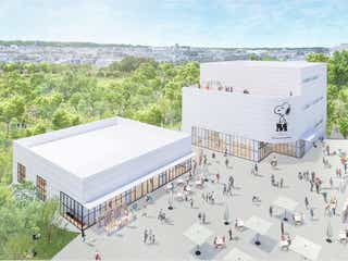 南町田の新「スヌーピーミュージアム」詳細発表、ピーナッツカフェやショップ併設し2倍規模で移転