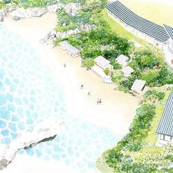 星野リゾート、沖縄に絶景海カフェ「星野リゾート バンタカフェ」を開店