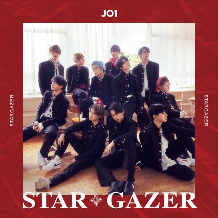 JO1 2ndシングル「STARGAZER」(C)LAPONE ENTERTAINMENT
