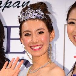 2013ミス・アース・ジャパン決定 モデル10年目の24歳に栄冠
