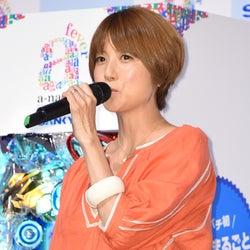 hitomi、体重を公表「産後の体重で1番太りました」