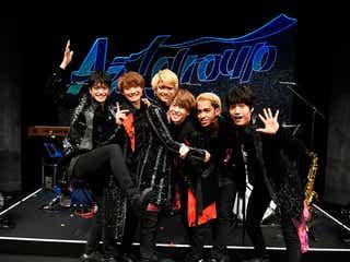 """関西ジャニーズJr.""""Aぇ! group""""、初東京公演「僕らAぇ! groupって言いますねん」魅力&個性炸裂の75分…感動のラストに涙<レポ>"""