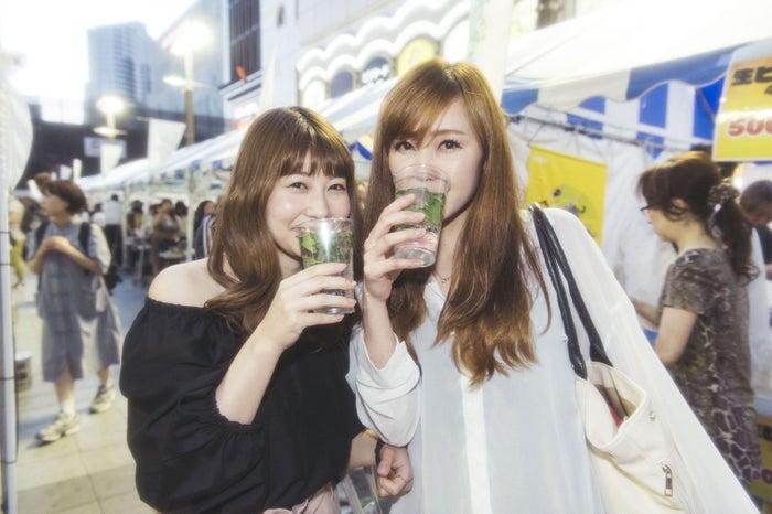 パクチーフェス2018/画像提供:東京クラフトビールマニア