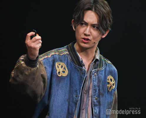 萩谷慧悟、ダンス・アクションで魅せる 平成仮面ライダー初の舞台化、変身シーンも圧巻