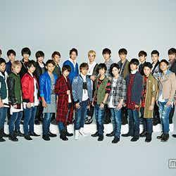 「ジュノン・スーパーボーイ・コンテスト」から初めての音楽ユニットとして結成された「ジュノン・スーパーボーイ・アナザーズ」【モデルプレス】