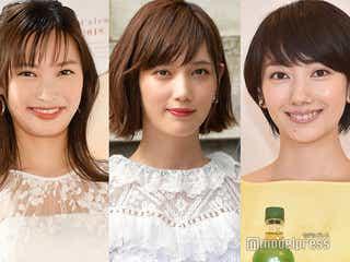 本田翼バースデーに波瑠・大政絢ら集結「可愛いが爆発してる」「美女しかいない」ファン歓喜