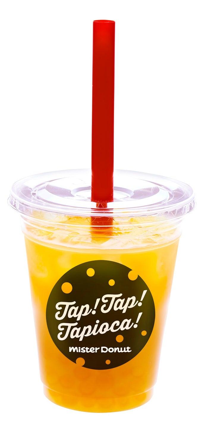 タピオカ マンゴーオレンジ/画像提供:ダスキン