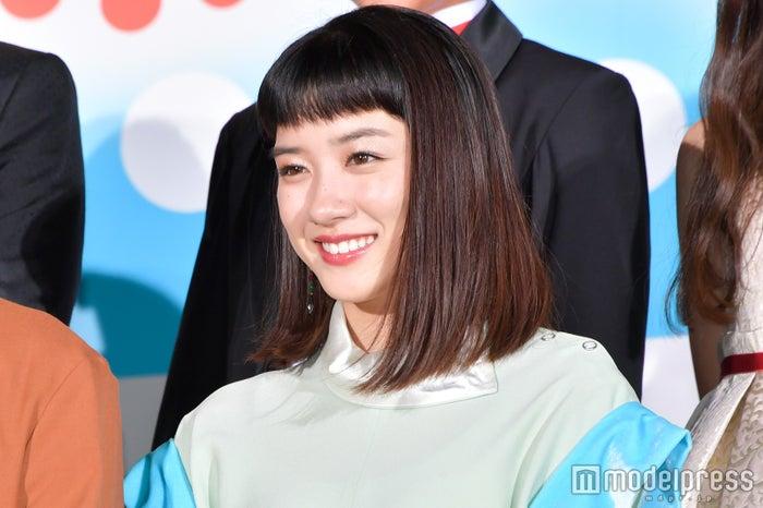 イメチェン後の永野芽郁 (C)モデルプレス