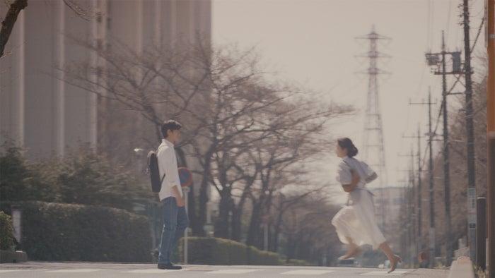 ドラマ「恋を落とす」より(提供写真)