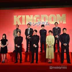 映画『キングダム』製作報告会見(C)モデルプレス