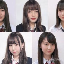 【中間速報】「女子高生ミスコン2019」関東エリア、暫定上位5人を発表<日本一かわいい女子高生>