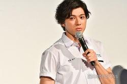 山田裕貴、涙を溜めながら熱く語る (C)モデルプレス