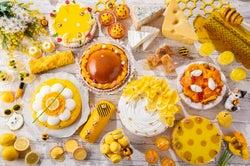 「Happyハニー・ホリック」はちみつ&チーズの新デザートビュッフェ、ヒルトン東京で開催