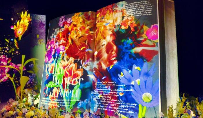 FLOWERS BY NAKED 2020 −桜− 世界遺産・二条城/画像提供:ネイキッド