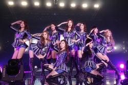 少女時代 国立代々木競技場・第一体育館の日本全国ツアーファイナルでファン熱狂