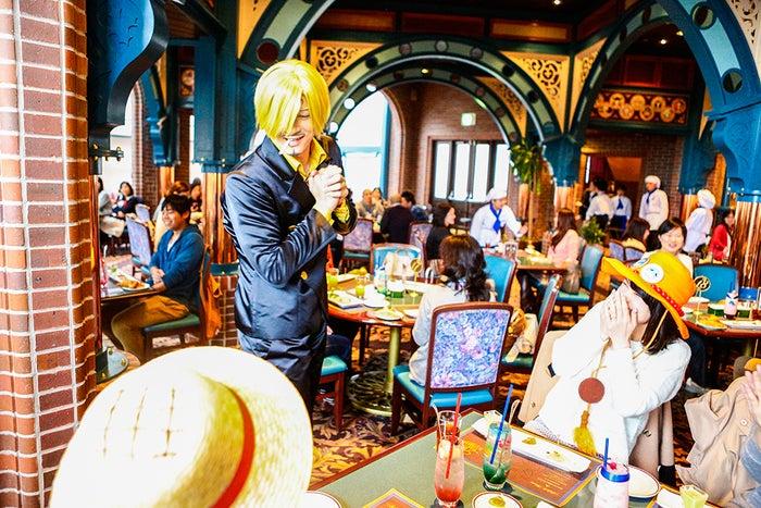 サンジの海賊レストラン(C)尾田栄一郎/集英社・フジテレビ・東映アニメーション