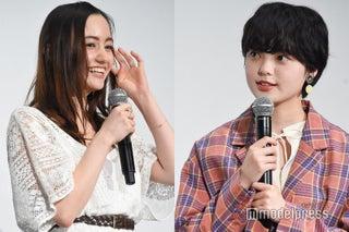 欅坂46平手友梨奈&アヤカ・ウィルソン、爽やか春コーデが可愛い<響 -HIBIKI->