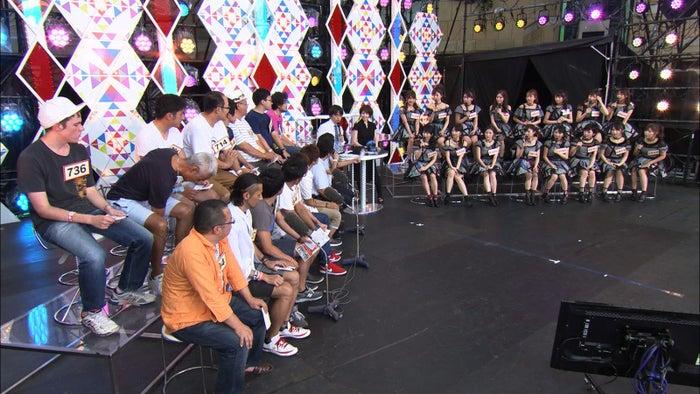 フィーリングカップルの様子(画像提供:テレビ朝日)