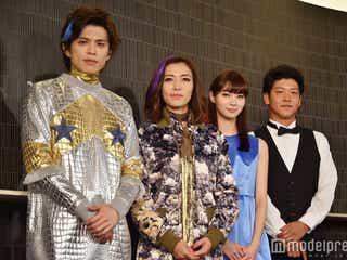 キスマイ藤ヶ谷太輔「ライブばり」の舞台裏&「女優さんのような」苦労明かす