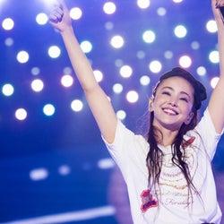 芸能界引退の安室奈美恵、ファンに感謝の思いつづる<コメント全文>