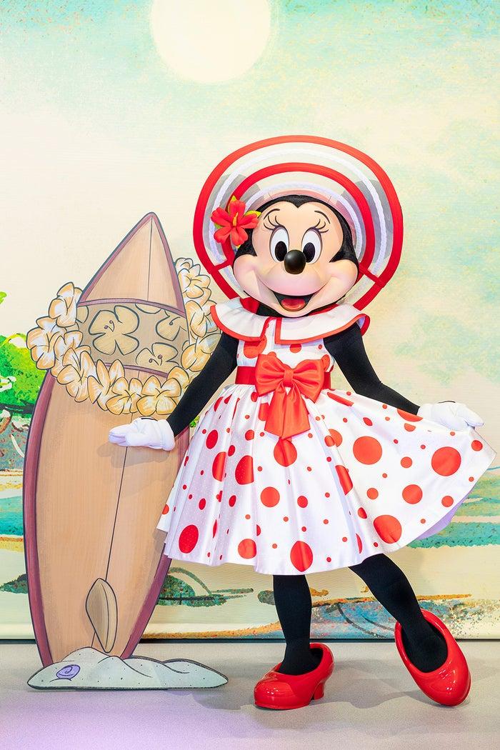 """ミニーマウスが披露する""""夏限定""""のファッション※画像はイメージ(C)Disney"""