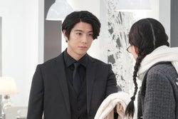 賀来賢人、芳根京子/「海月姫」第9話より(C)フジテレビ