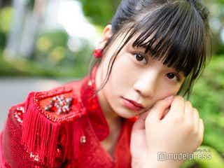 """SKE48の新たな顔""小畑優奈、センターを経験して生まれた葛藤・成長・AKB48で尊敬する先輩<モデルプレスインタビュー>"