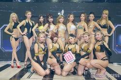 """バーレスク東京のダンサー50人にメイク&ケア方法を徹底調査 ベースメイクに""""意外な結果""""…ボディメイクも""""簡単な習慣""""だった"""