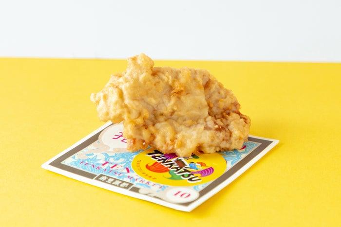 島豚テンカツ330円(提供画像)