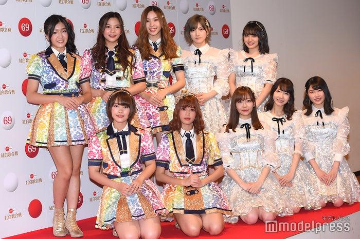 AKB48とBNK48/写真はリハ1日目 (C)モデルプレス